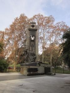 Monumento a Eva Perón (Evita)